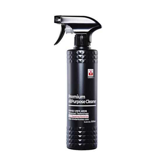 BINDER Premium All Purpose Cleaner APC 500ml - skoncentrowany, uniwersalny środek czyszczący