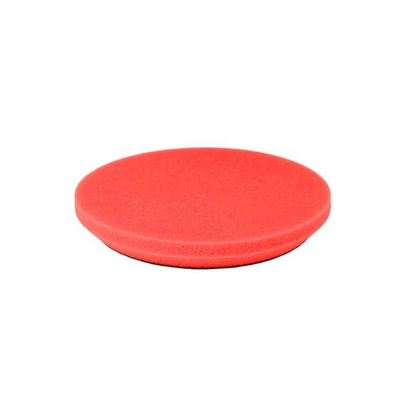 Zvizzer EDGE Slim Red Pad Heavy Cut Ø 150/12/140 mm, czerwona gąbka polerska tnąca