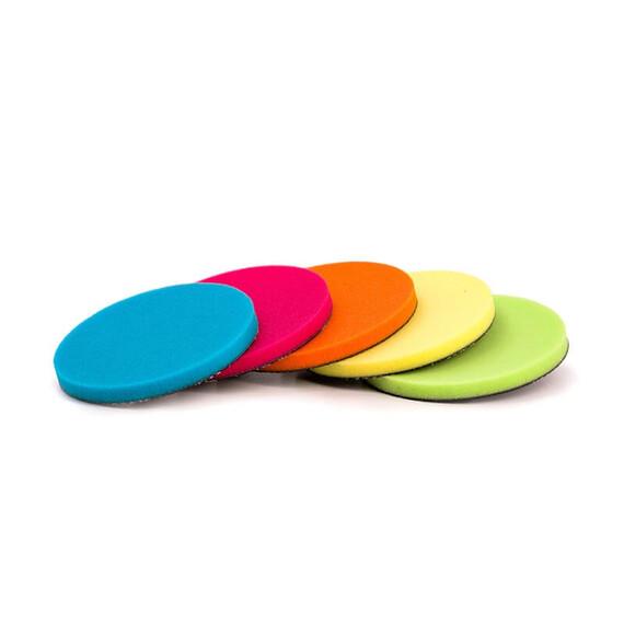 ZviZZer zestaw 5x Pukpad - zestaw padów do ręcznego polerowania