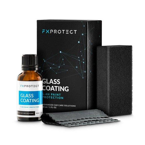 FX PROTECT GLASS COATING S-4H 15ml - powłoka ceramiczna