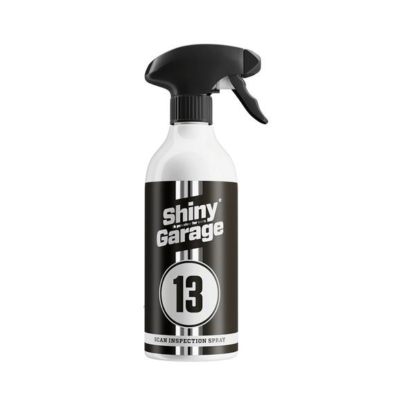 Shiny Garage Scan Inspection Spray 500ml - płyn do inspekcji lakieru