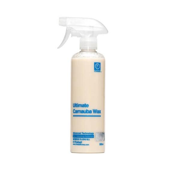 FIREBALL Ultimate Carnauba Wax 500ml - płynny wosk do szybkiego zabezpieczania i konserwacji