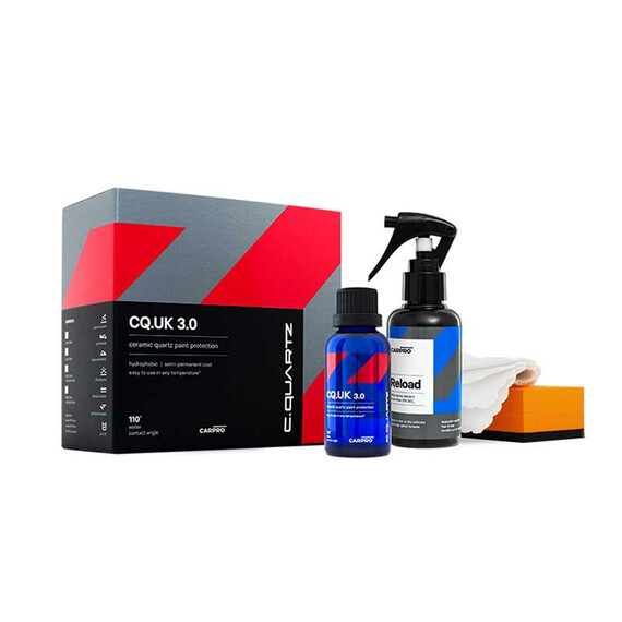 CarPro CQuartz UK 50ml kit