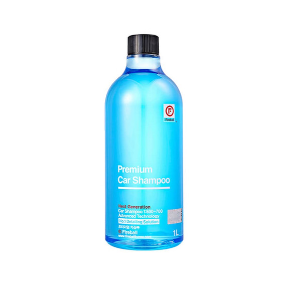 Fireball Premium Car Shampoo 1L - Mocno skoncentrowany