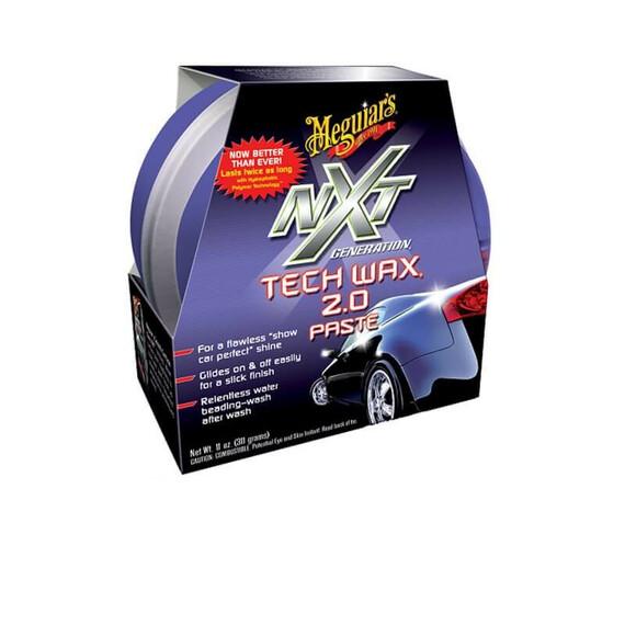 Meguiar's NXT tech wax 2.0 paste wosk 311g - wosk, zabezpieczanie lakieru