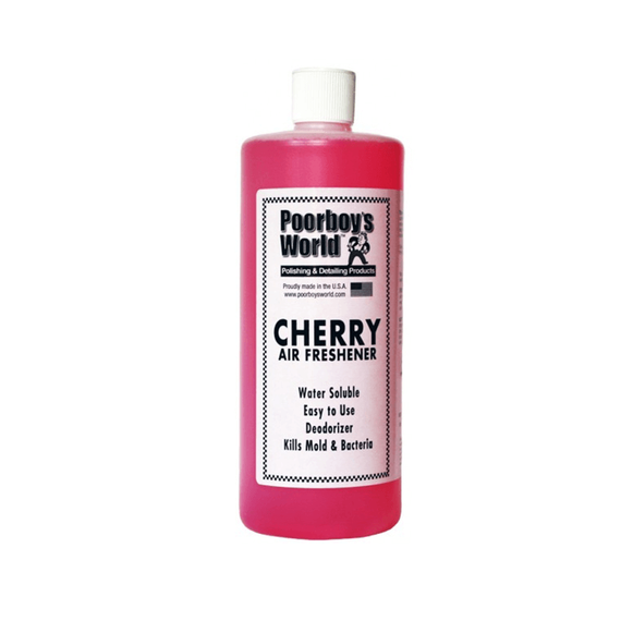 Poorboy's Air Freshener Cherry 964ml - zapach