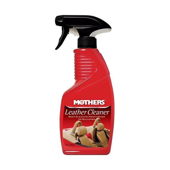 Mothers Leather Cleaner 355ml - środek do czyszczenia tapicerki skórzanej