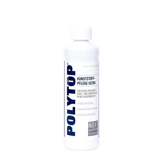 Polytop Kunststoffpflege Ultra 500ml - środek do zabezpieczania plastików i gum wewnętrznych