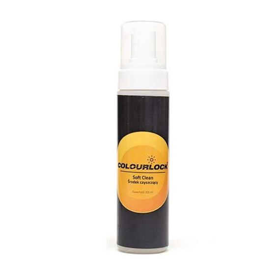 Colourlock - Soft Clean 200ml - środek czyszczący do skór