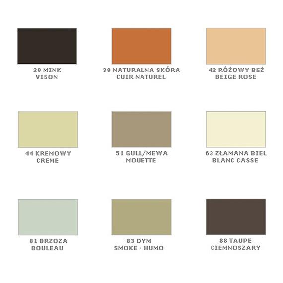 Saphir Krem do renowacji skóry 25ml kolor #04