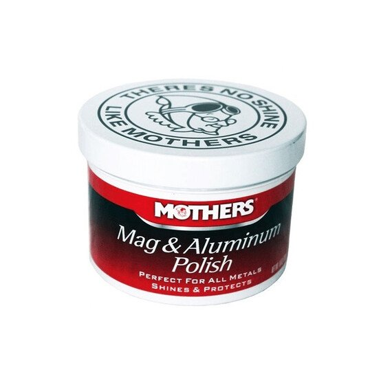 Mothers Mag and Aluminium Polish 283g - pasta do polerowania metalu