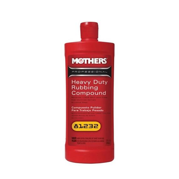 Mothers Professional Heavy Duty Rubbing Compound pasta gruboziarnista 946ml
