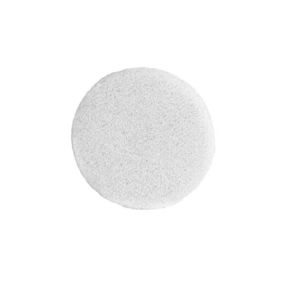 """ZviZZer """"Doodle"""" Wool-Pad white Ø 55/15/55mm, futro polerskie 10szt."""