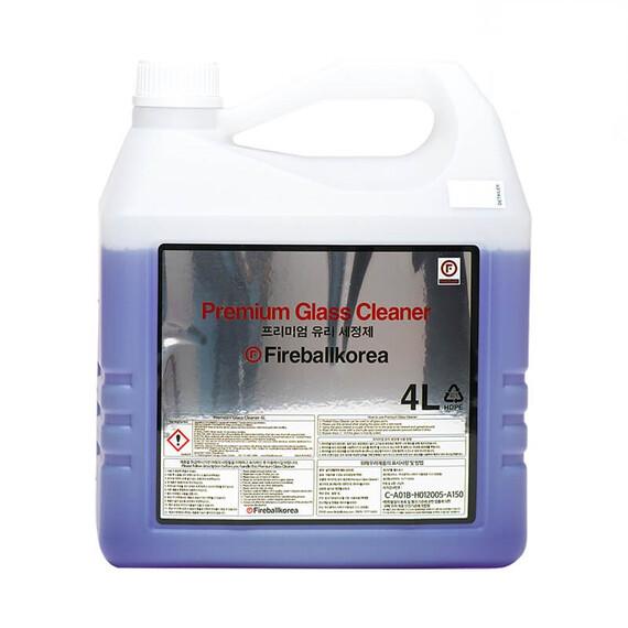 Fireball Premium Glass Cleaner 4000ml