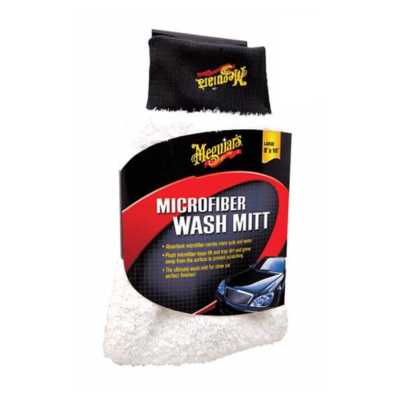 Meguiar's Microfiber Wash Mitt - rękawica do mycia samochodu