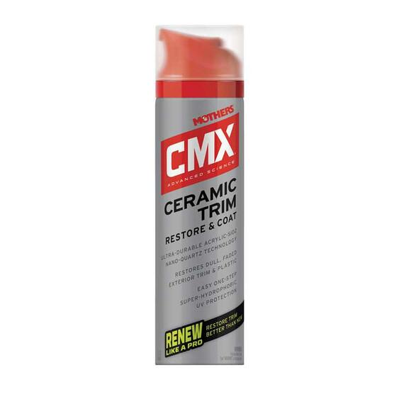 Mothers CMX Ceramic Trim Restore&Coat 200ml - środek do zabezpieczania plastików, gum, winyli