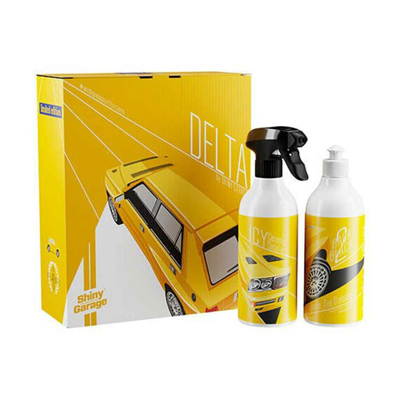 Shiny Garage Delta Kit