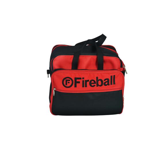 Fireball Torba Detailingowa czarny haft