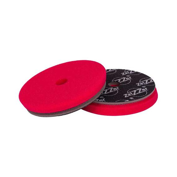 ZviZZer All-Rounder Red Pad Heavy Cut 140/20/125, pad do maszyn DA i rotacyjnych
