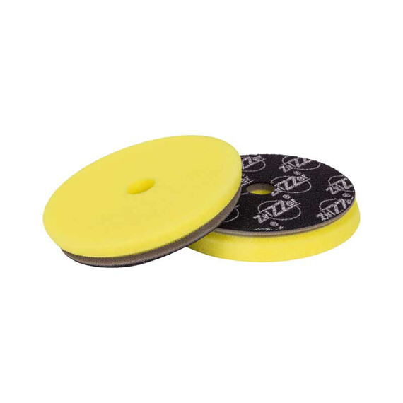ZviZZer All-Rounder Yellow Pad Fine Cut 140/20/125, pad do maszyn DA i rotacyjnych