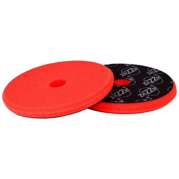 ZviZZer EVO Red Pad Heavy Cut Ø145/15/125mm, czerwona gąbka polerska tnąca
