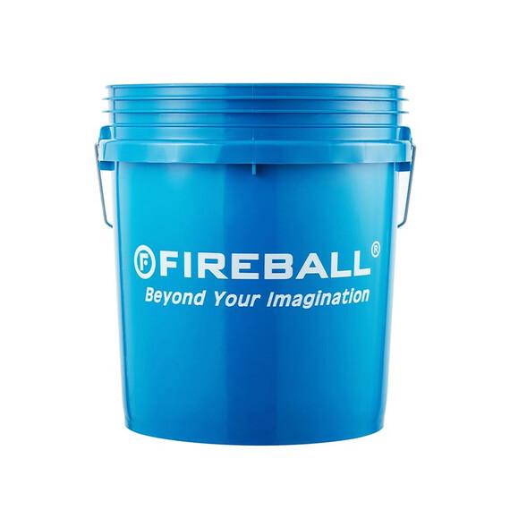 FIREBALL wiadro detailingowe z separatorem brudu (niebieskie)
