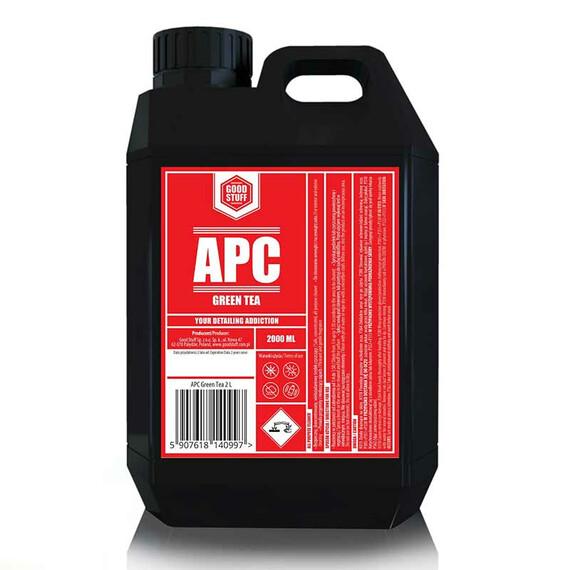 Good Stuff APC Green Tea 2L - skoncentrowany, uniwersalny środek czyszczący