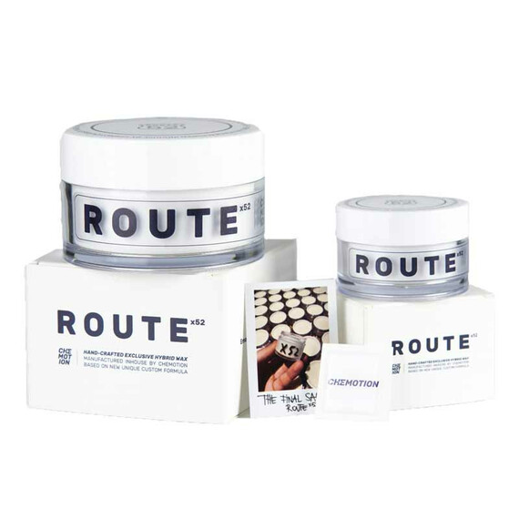 Chemotion Route x52 Hand-Crafted Exclusive Hybrid Wax 40g - wosk