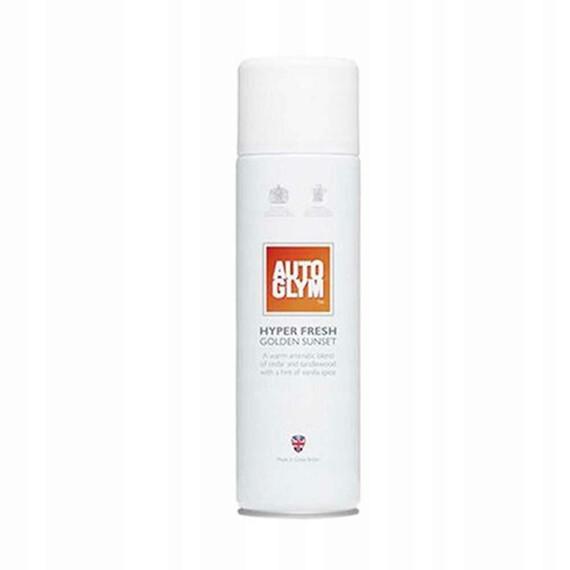 Autoglym Hyper Fresh Aerosol Golden Sunset 450ml - zapach