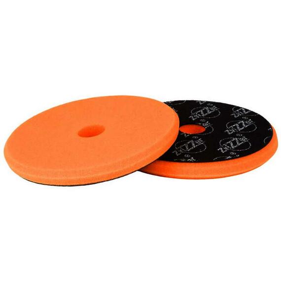ZviZZer EVO Orange Pad Medium Cut, Ø145/15/125mm,  pomarańczowa gąbka polerska one step