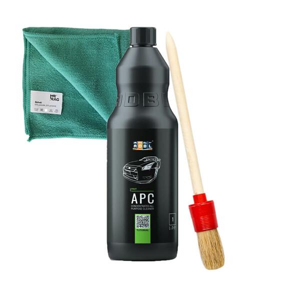 ADBL APC 1L czyści wszystko - skoncentrowany, uniwersalny środek czyszczący