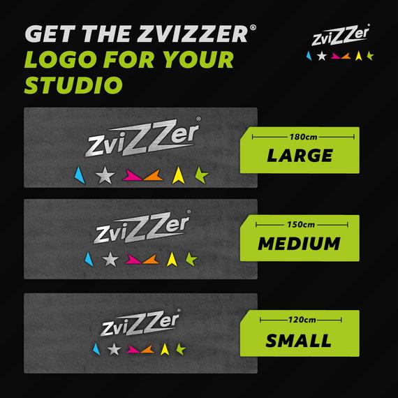 ZviZZer logo 120cm
