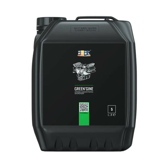 ADBL GreeN'gine 5L - skoncentrowany środek do czyszczenia mocnych zabrudzeń