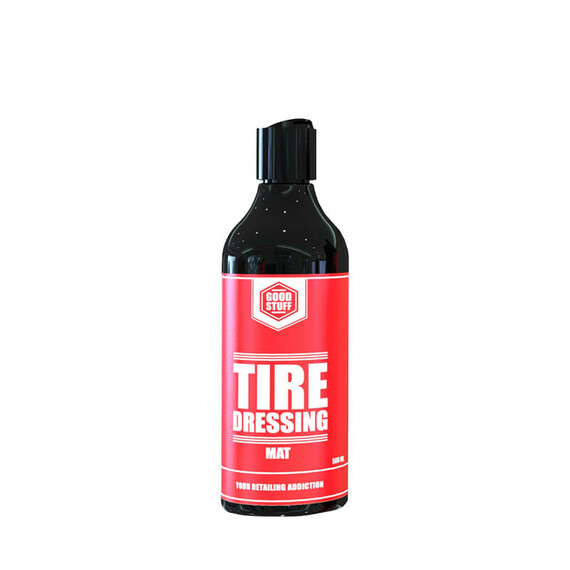 Good Stuff Tire Dressing Mat 500ml - dressing do opon