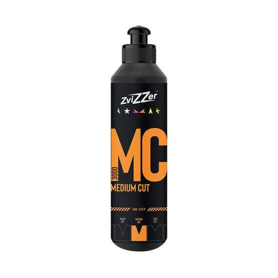 ZviZZer MC3000 Orange Medium Cut/ One Step pasta polerska one step 250ml